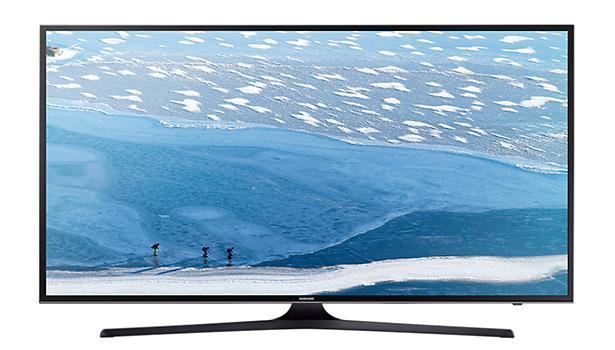 4K-телевизор 55″ Samsung UE55KU6000