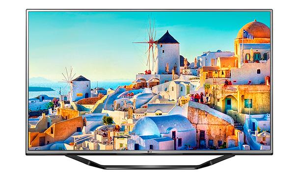 4K-телевизор 60″ LG UH620V