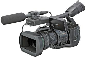 Видеокамера Sony XDCAM EX1R