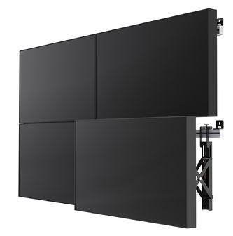 Видеостена из модулей Samsung UD46C