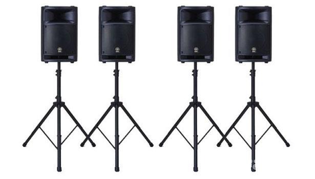 Акустическая система Yamaha MSR400