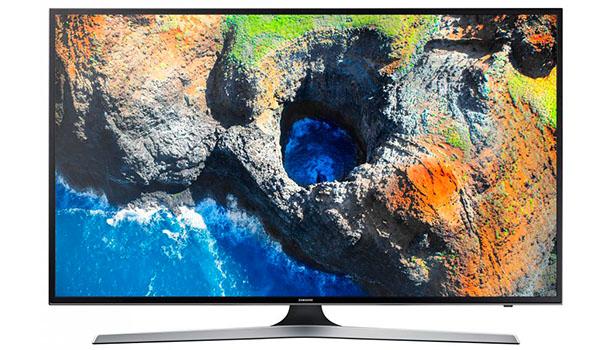 """Аренда 4K-телевизора Samsung 75"""""""
